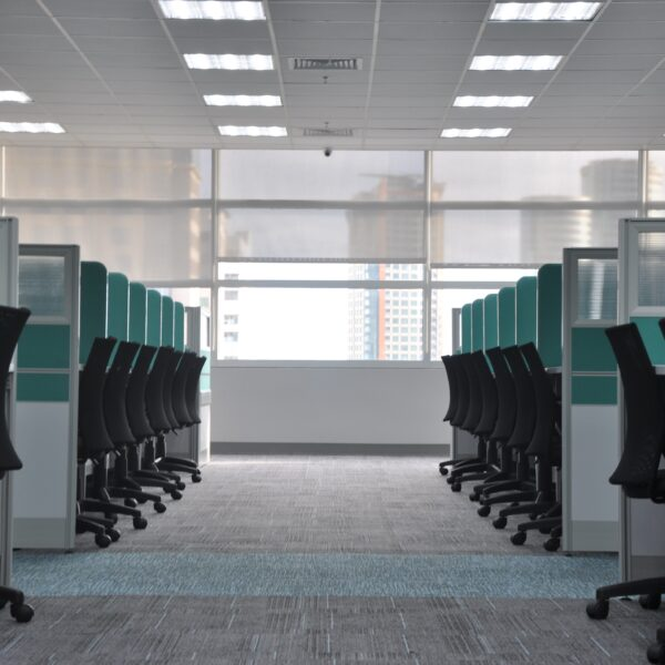 Employee chairs