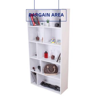 LANSA-bookcase